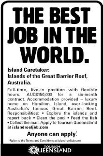 Best job ad