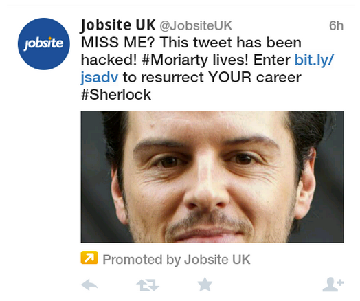 Jobsite capitalises on Sherlock