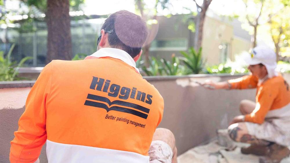 Higgins painters