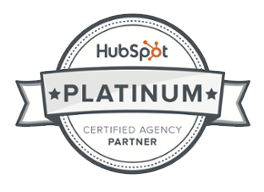 Brand chemistry is a HubSpot Platinum Certified Agency Partner