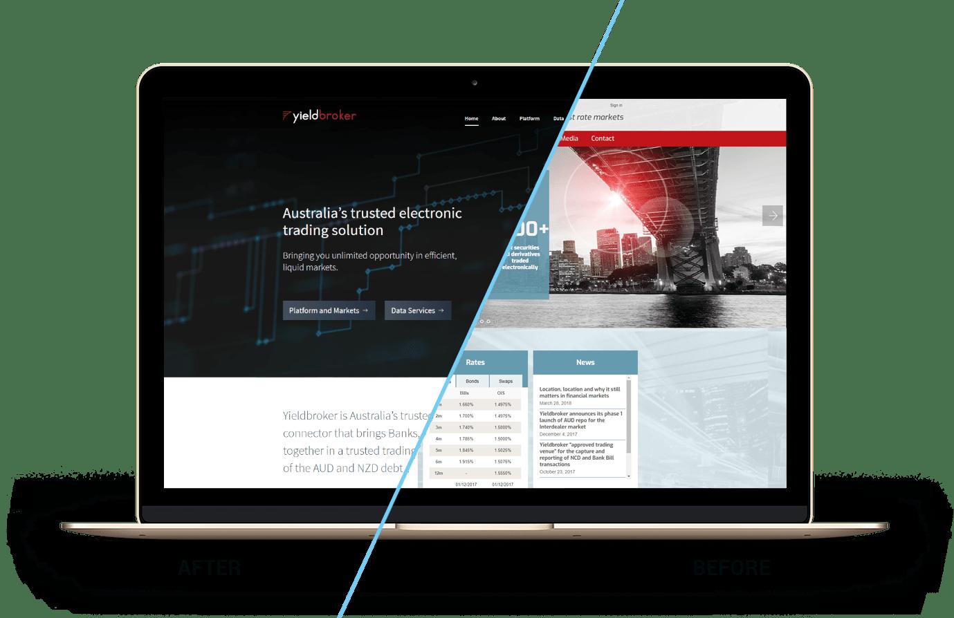 Desktop screen compare