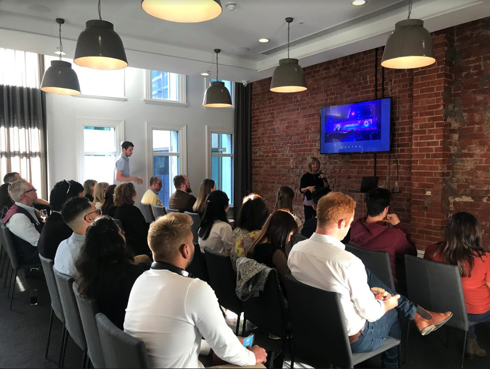 Hubspot Adelaide User Group October 24 2018