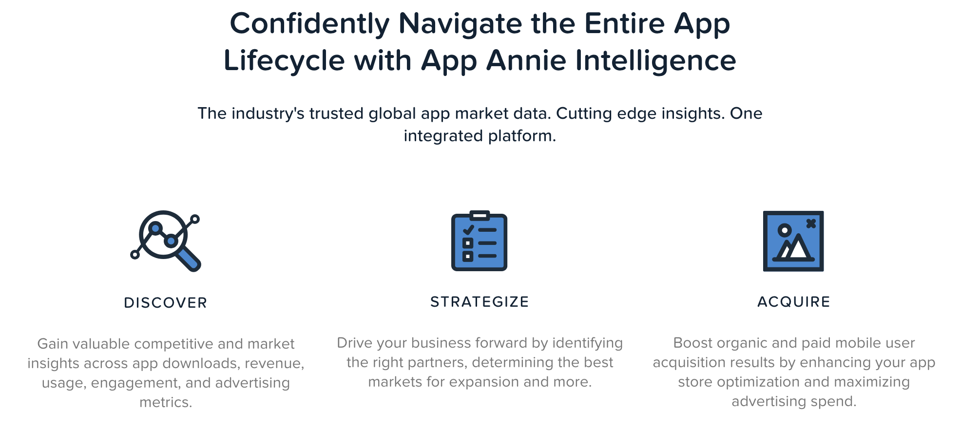 app annie software web design