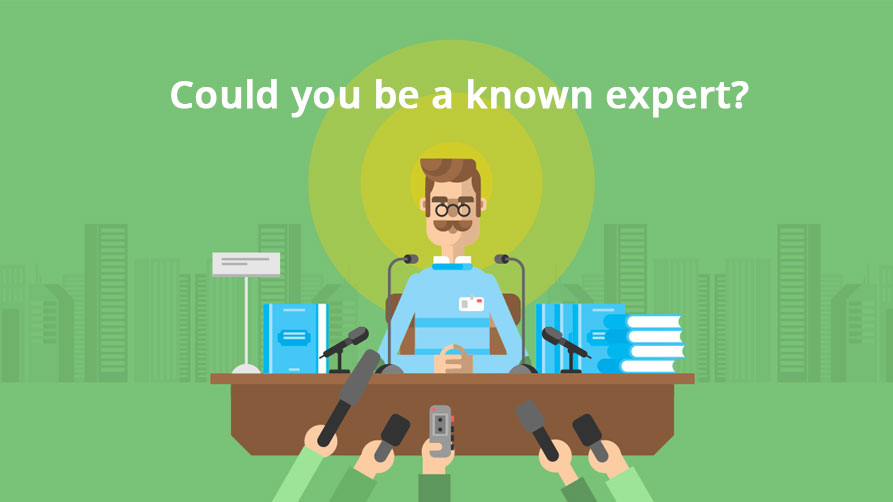 The brand halo effect: How becoming a known expert can impact your marketing