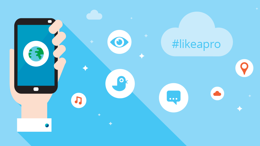 How to communicate #likeapro: the power of social media in inbound marketing