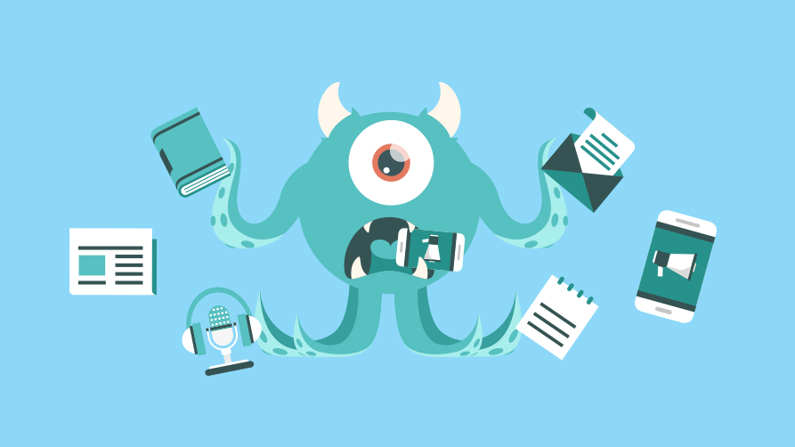 Feeding the content monster: How cheap content writers are costing you