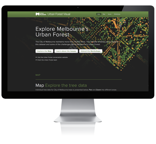 OOM Creative's project for the City of Melbourne