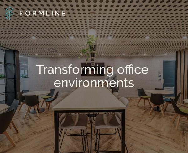 Formline - transforming office environments