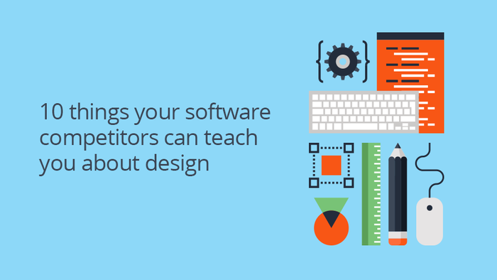 10 things your tech competitors can teach you about web design