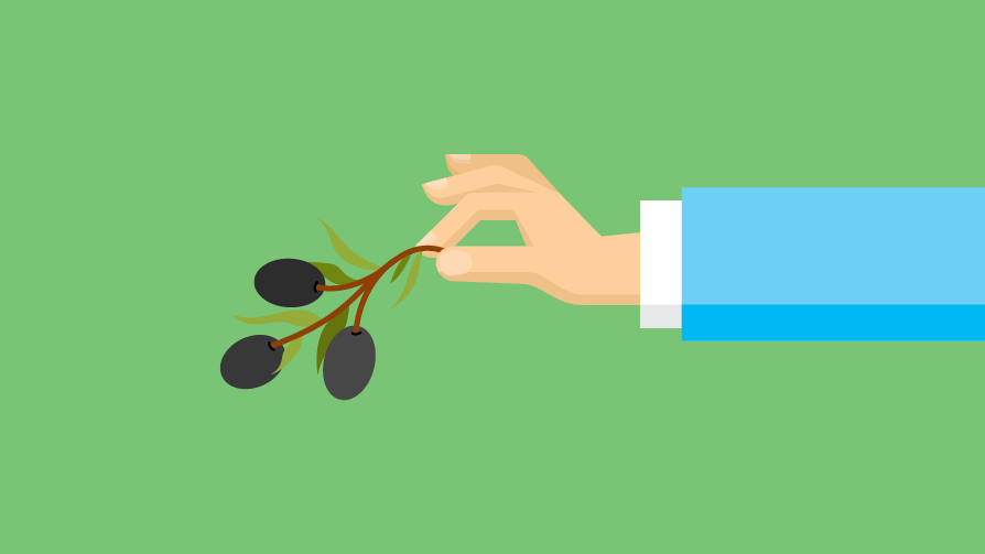 Extend the olive branch -- how to generate better leads for Sales