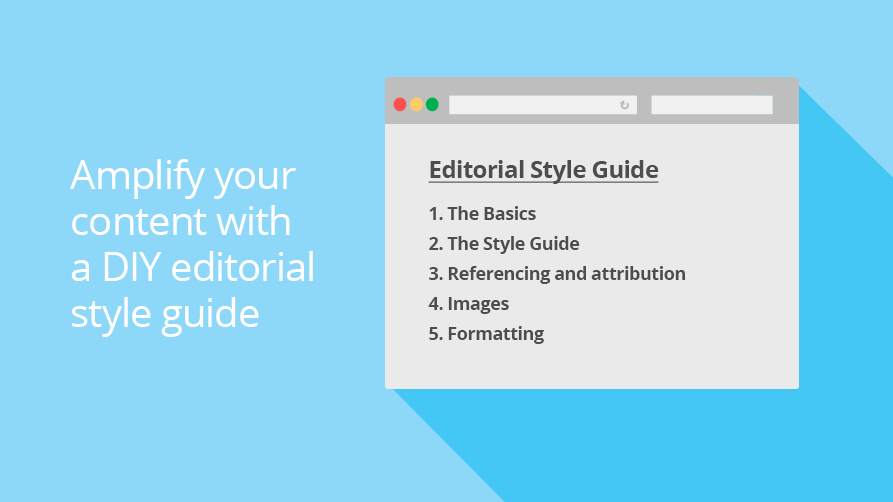 How to create an internal editorial style guide for your inbound marketing strategy