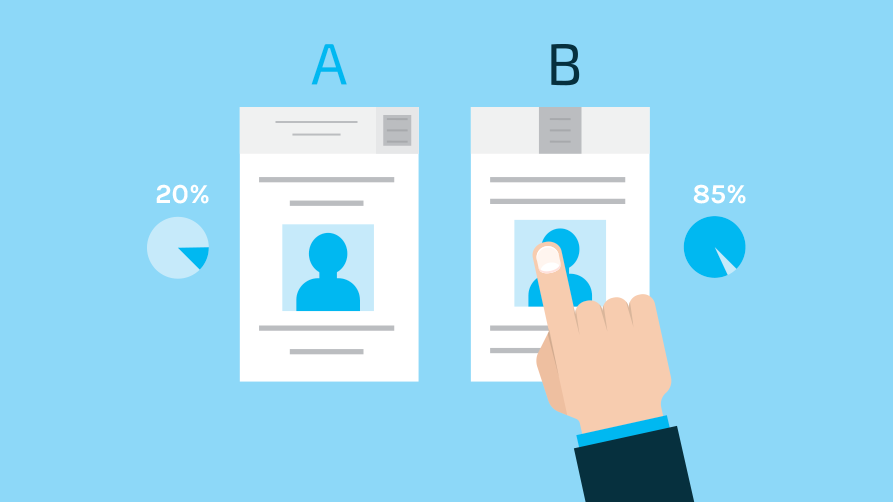 3 A/B split tests to improve your LinkedIn ad performance